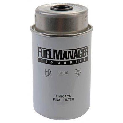 Parker Fuel Manager 33960 vložka filtru, 5M