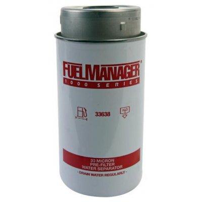 Parker Fuel Manager 33638 vložka filtru, 30M, (6 ks)