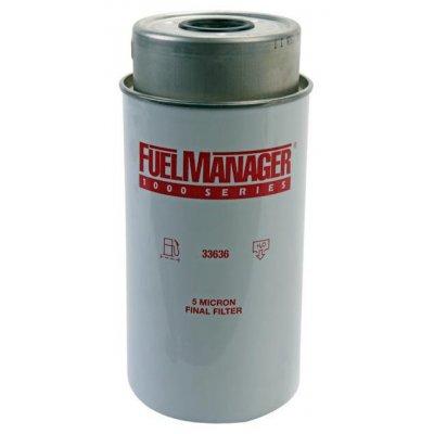 Parker Fuel Manager 33636 vložka filtru, 5M, (6 ks)