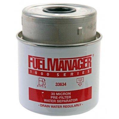 Parker Fuel Manager 33634 vložka filtru, 30M, (6 ks)
