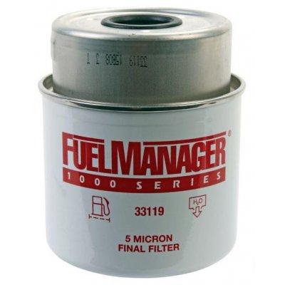 Parker Fuel Manager 33119 vložka filtru, 5M, (6 ks)