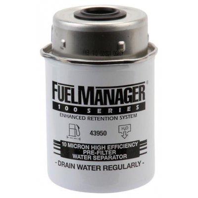Parker Fuel Manager 43950 vložka filtru, (12 ks)
