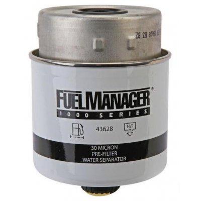 Parker Fuel Manager 43628 vložka filtru, (6 ks)
