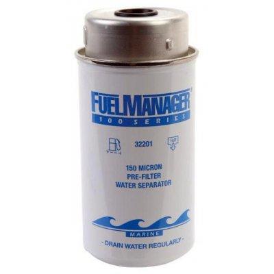 Parker Fuel Manager 32201 vložka filtru, 150M