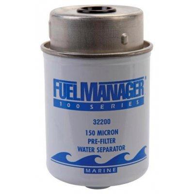 Parker Fuel Manager 32200 vložka filtru, 150M, (12 ks)