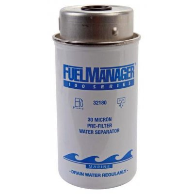 Parker Fuel Manager 32180 vložka filtru, 30M, (12 ks)