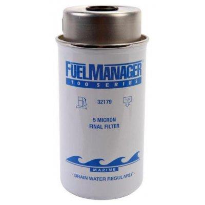 Parker Fuel Manager 32179 vložka filtru, 5M, (12 ks)