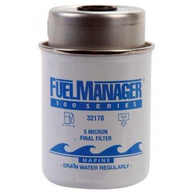 Parker Fuel Manager 32178 vložka filtru, 5M, (12 ks)