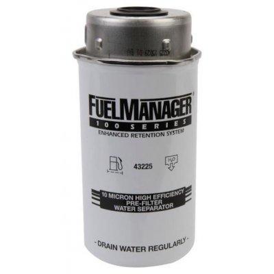 Parker Fuel Manager 43225 vložka filtru, (12 ks)