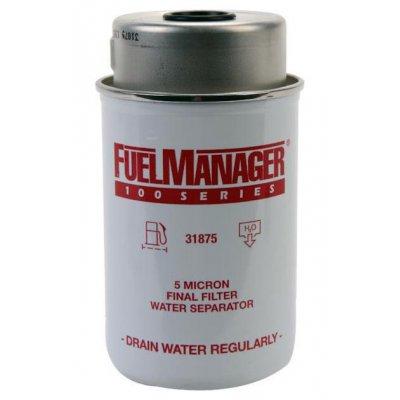 Parker Fuel Manager 31875 vložka filtru, 5M