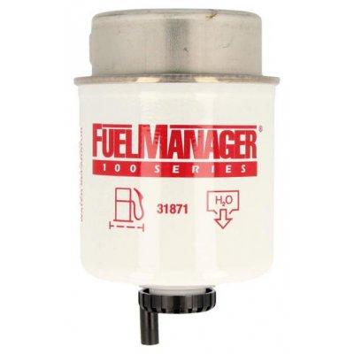 Parker Fuel Manager 31871 vložka filtru, 5M, (12 ks)