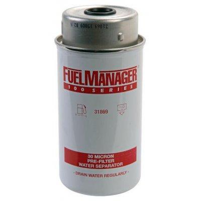 Parker Fuel Manager 31869 vložka filtru, 30M