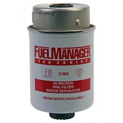 Parker Fuel Manager 31865 vložka filtru, 30M, (12 ks)