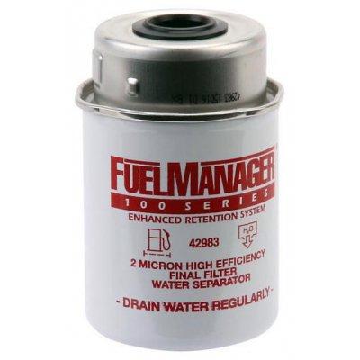 Parker Fuel Manager 42983 vložka filtru, (12 ks)
