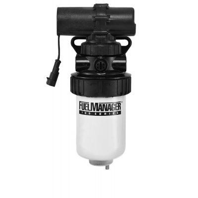 Parker Fuel Manager 42946 sestava finálního filtru, elektrické čerpadlo FM100, 2µm