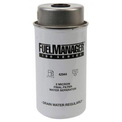 Parker Fuel Manager 42944 vložka filtru, (12 ks)