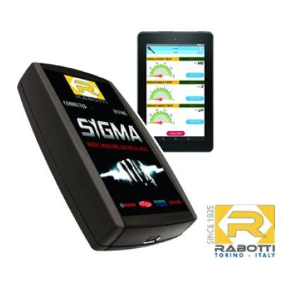 Rabotti PROFIN297000000 SIGMA - elektrické proměření vstřikovačů