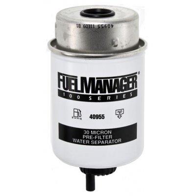 Parker Fuel Manager 40955 vložka filtru 836879276, 600 502 815 3