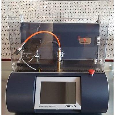 Carbon Zapp CRU.2R/40 zkušební stanice 2800 bar (NOVÁ STANICE)